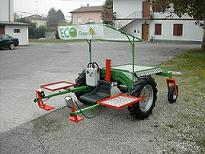 image of Ecogreen Asparagus Harvester